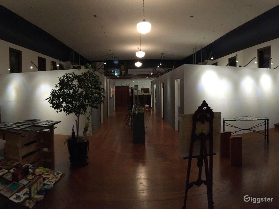 Panorama of Praxis Arts