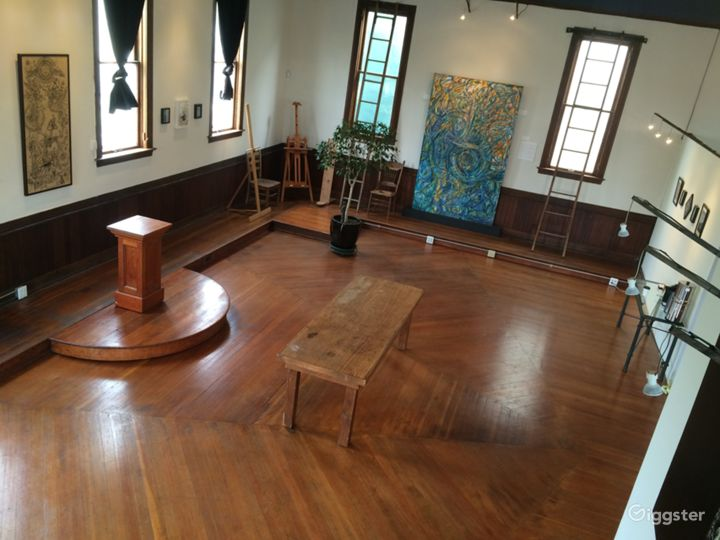 Creative Event Space at Praxis Arts