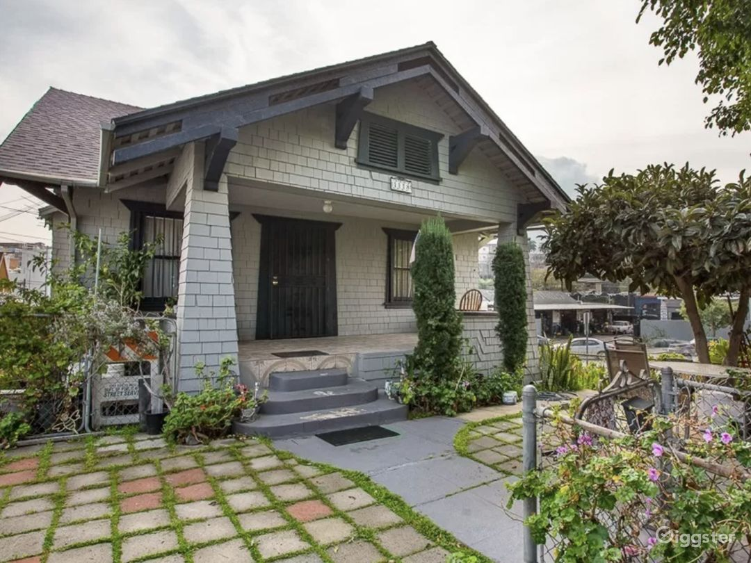 100 Year Old Craftsman Dive Home Photo 1