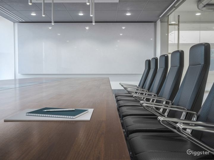 High-Quality Corporate Conference Room in Houston