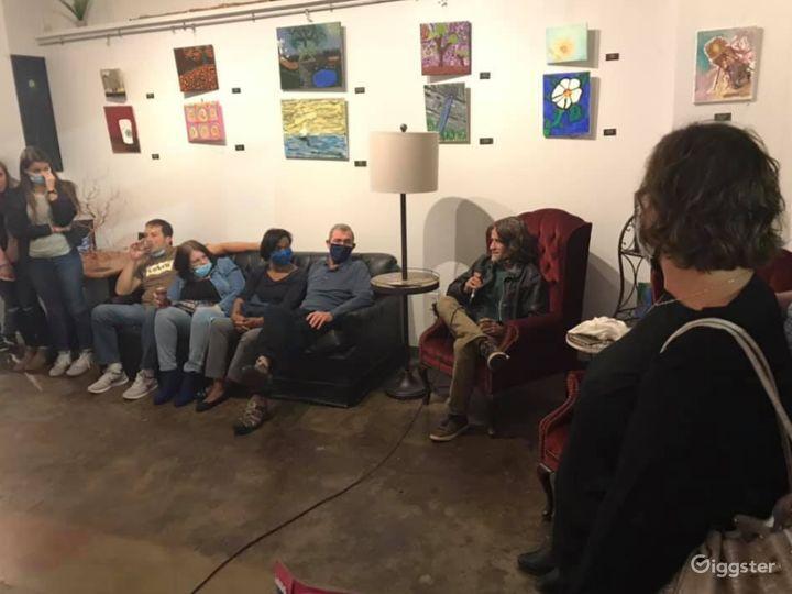 Art discussion