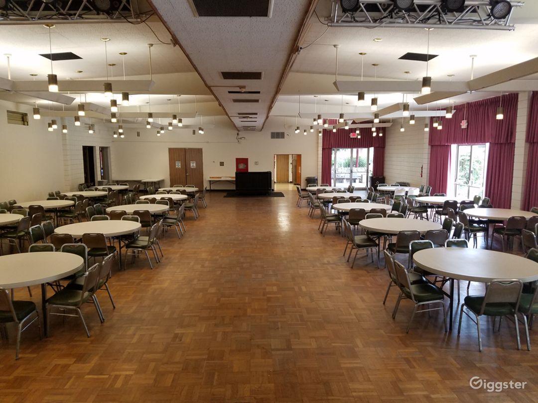 Ventura Ballroom (seats 250)