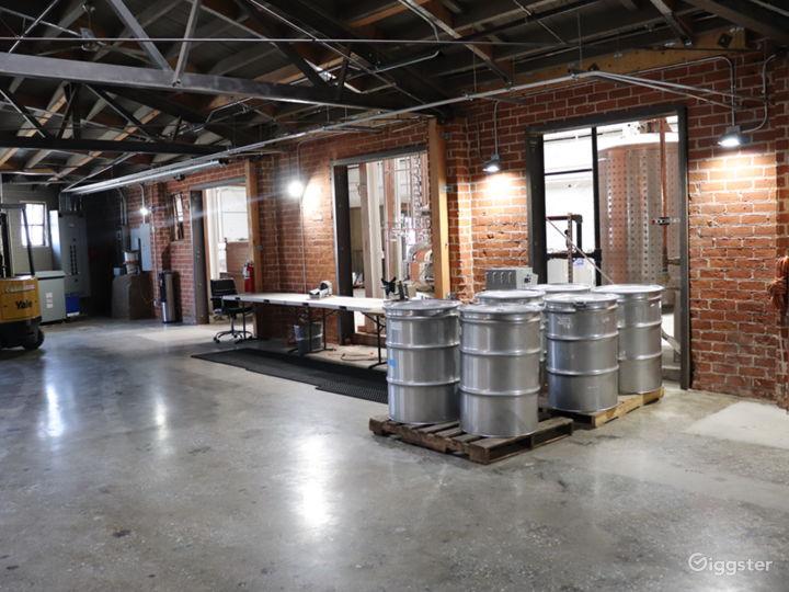 Spirits Distillery - Warehouse - Office - Basement Photo 3