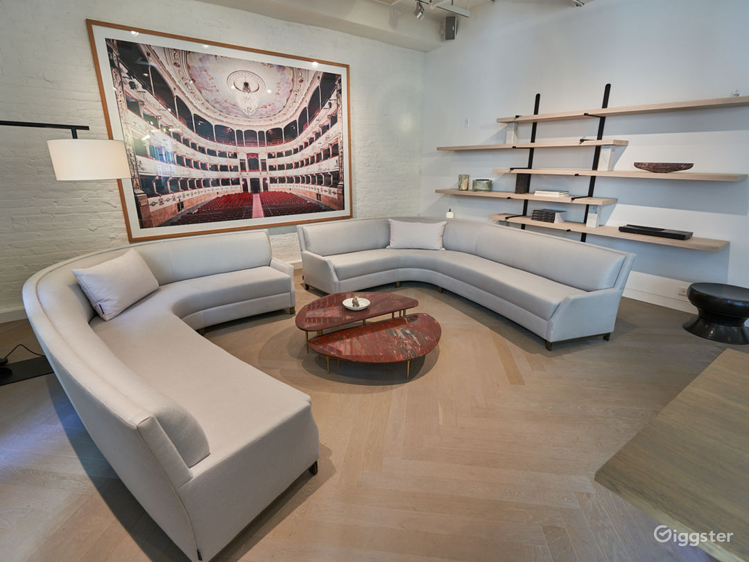 NY Furniture Showroom Space: Location 5194 Photo 1