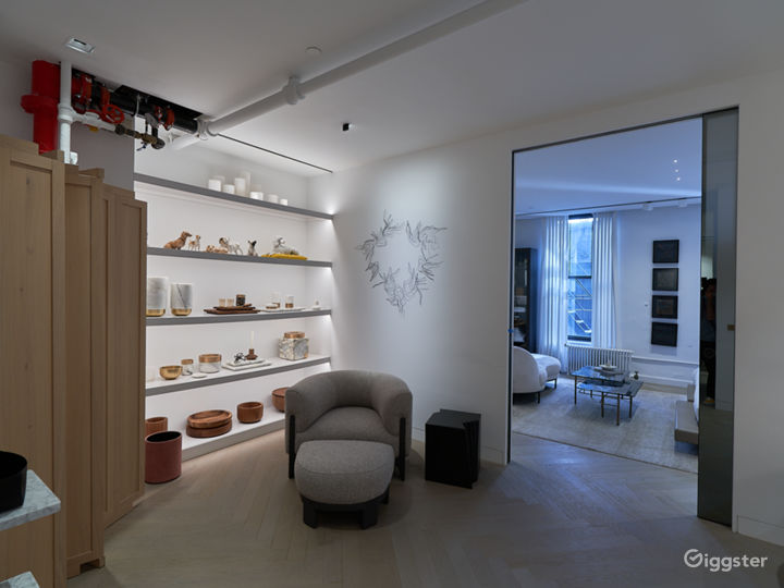 NY Furniture Showroom Space: Location 5194 Photo 4