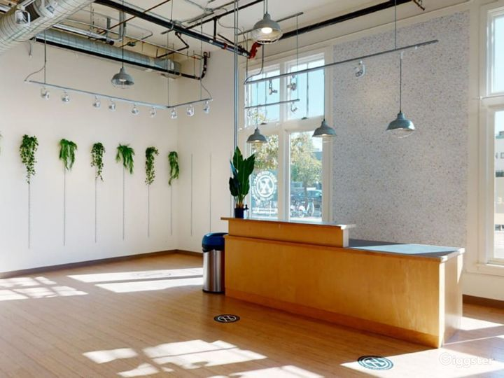 Sunlit space for pop ups and meetings Photo 4