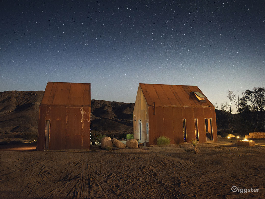Joshua Tree Barn Photo 2