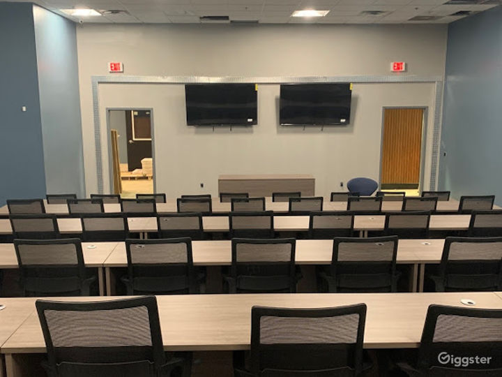 Mane Conference Stadium Seating Lecture Hall Photo 5