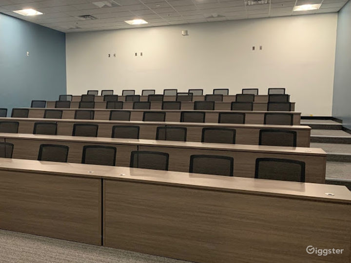 Mane Conference Stadium Seating Lecture Hall Photo 4
