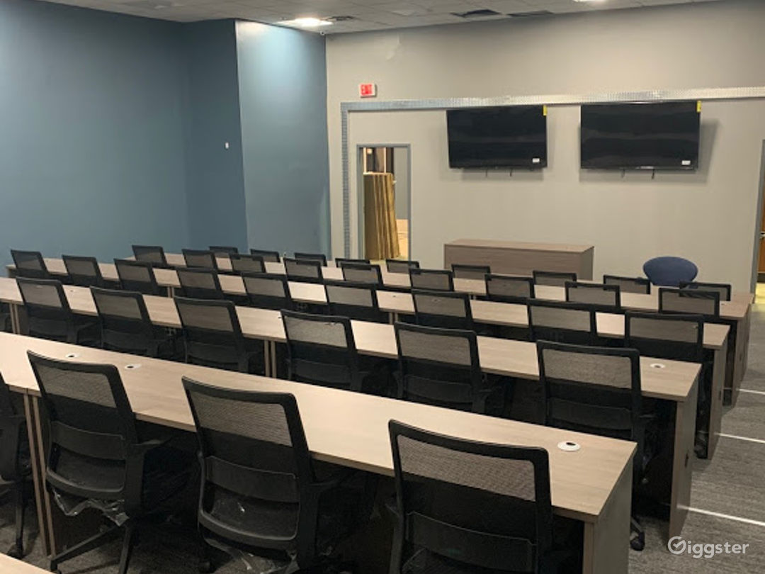 Mane Conference Stadium Seating Lecture Hall Photo 1