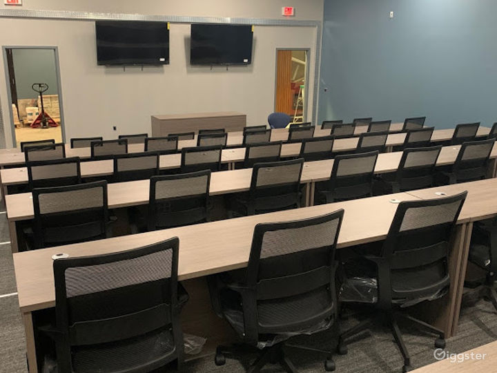 Mane Conference Stadium Seating Lecture Hall Photo 2