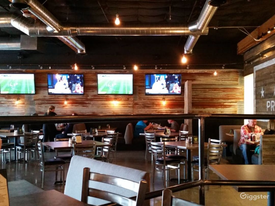 Americana Inspired Restaurant in Washington Photo 1