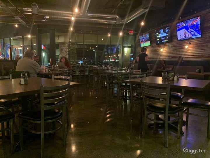 Americana Inspired Restaurant in Washington Photo 3