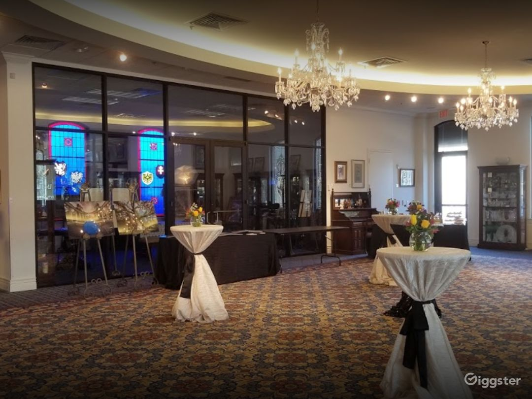 1st Floor Event Space Located in a Museum Photo 1