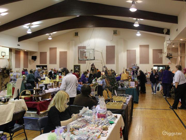 Huge Gymnasium Event Space  Photo 2