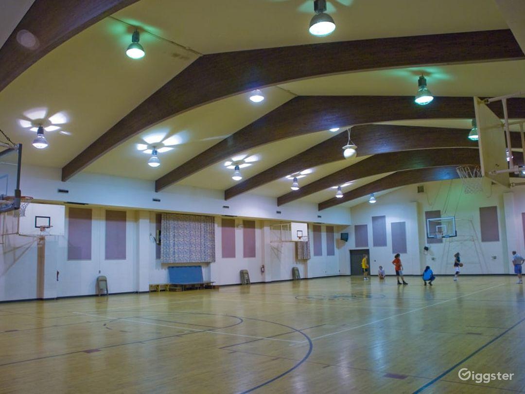 Huge Gymnasium Event Space  Photo 1