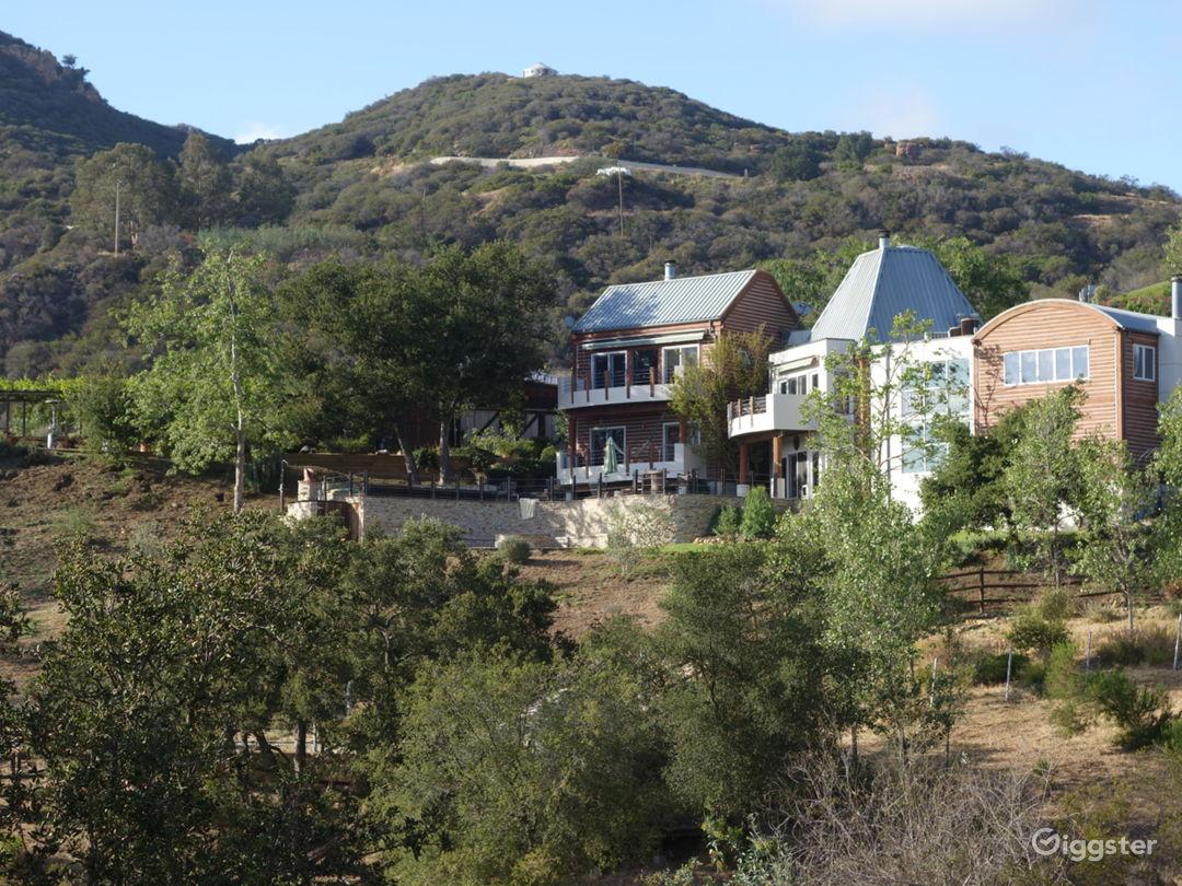 Ocean View Ranch House in Topanga Photo 2