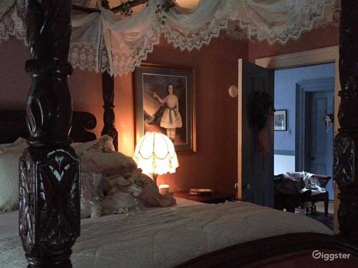 18th Century Luxury Room Photo 4