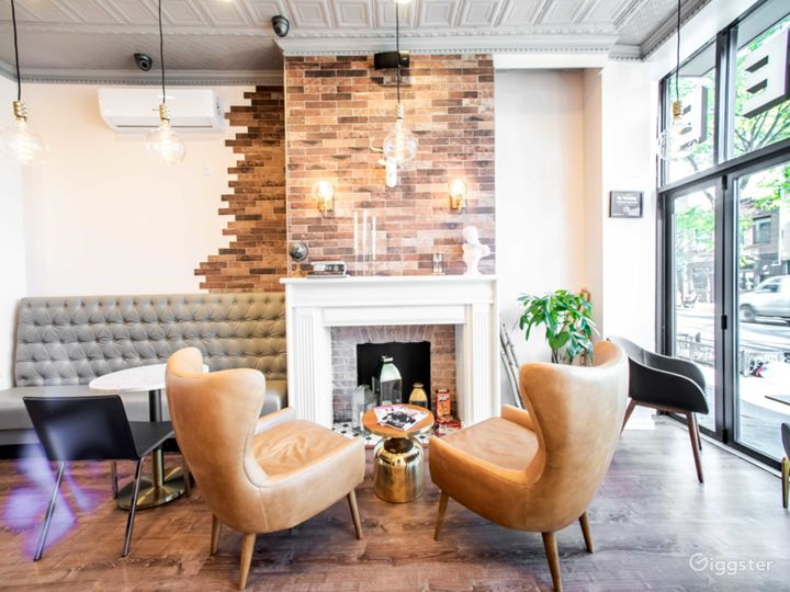 Bright,Spacious, Cozy Cafe with Patio to Celebrate Photo 5