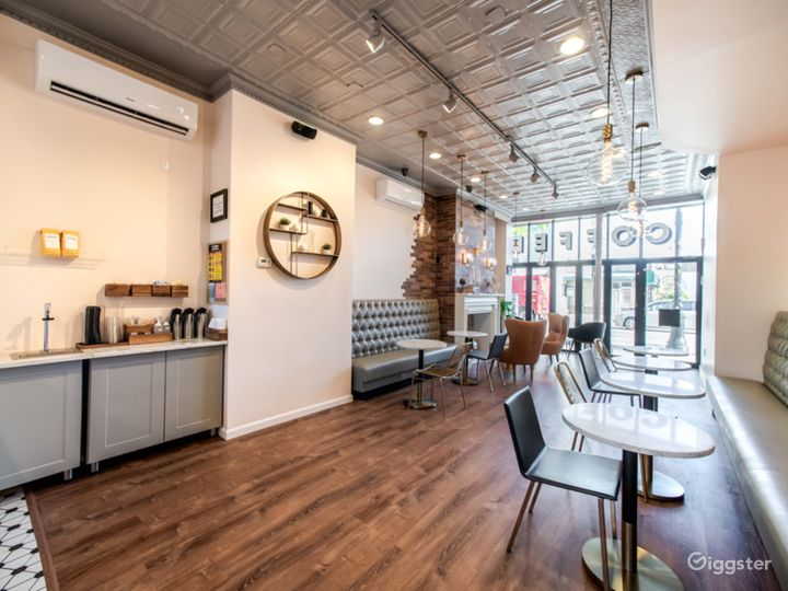 Bright,Spacious, Cozy Cafe with Patio to Celebrate Photo 4