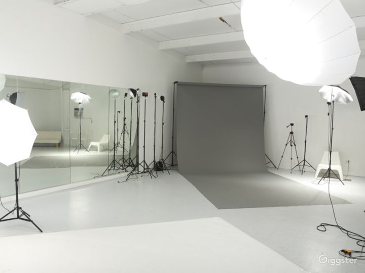 Studio Built for Video and Photoshoot Located in Humble Photo 4