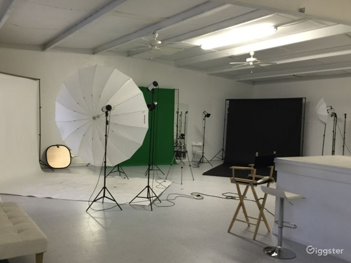 Studio Built for Video and Photoshoot Located in Humble Photo 3