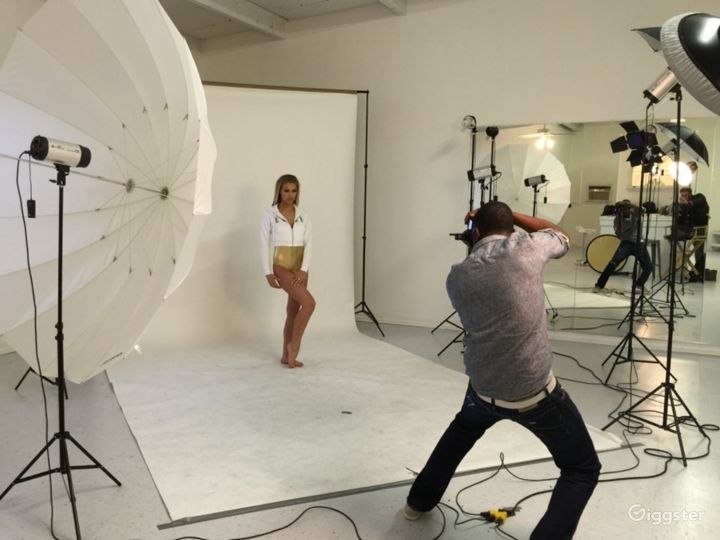 Studio Built for Video and Photoshoot Located in Humble Photo 2