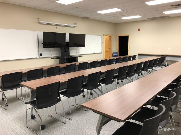 Buy-Out Rental: Server Room + Large Conference Room  Photo 3