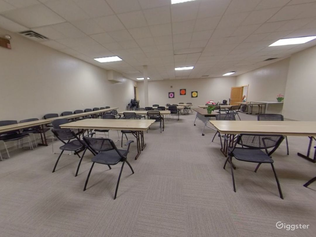 Buy-Out Rental: Server Room + Large Conference Room  Photo 1