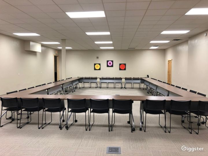 Buy-Out Rental: Server Room + Large Conference Room  Photo 4