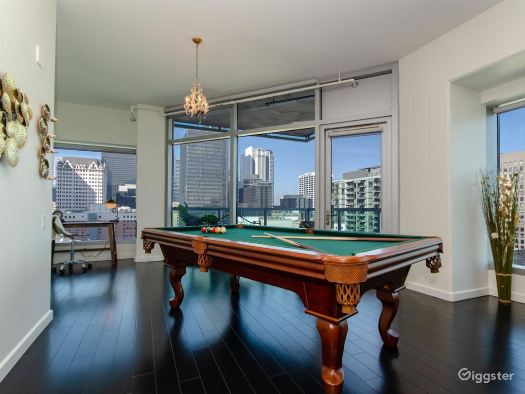 Urban Downtown LA Fashion Penthouse Photo 5