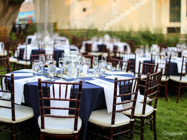 Refreshing Outdoor Venue - West Lawn Photo 4
