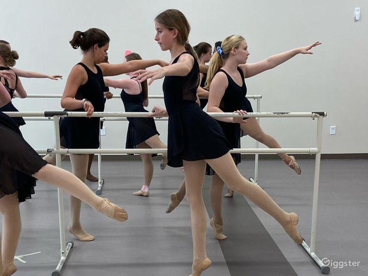 Dance Studio - Room 1