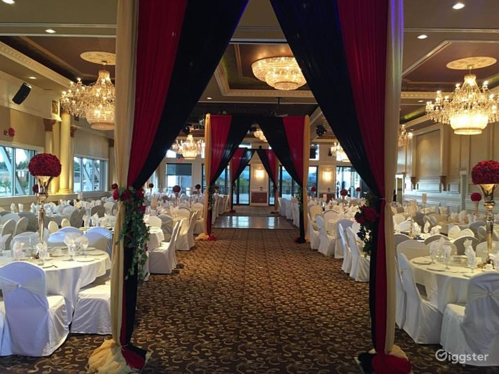 Exquisite Banquet Hall for Your Special Occasion  Photo 4