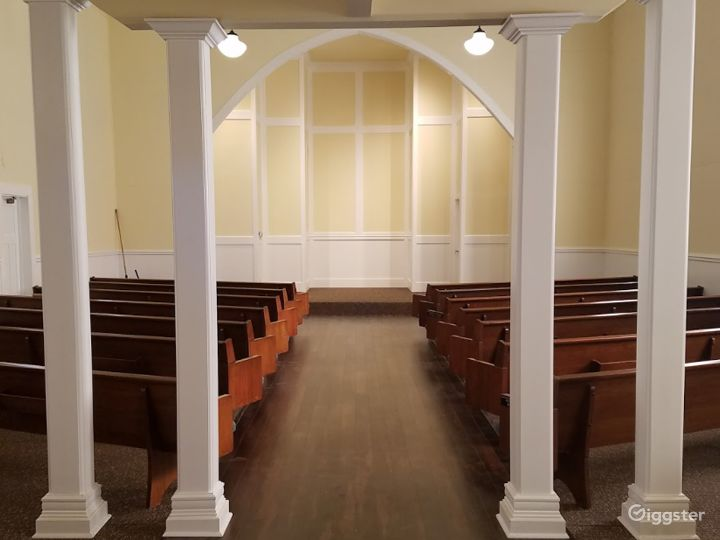 A Lovely Chapel in Madison Photo 2