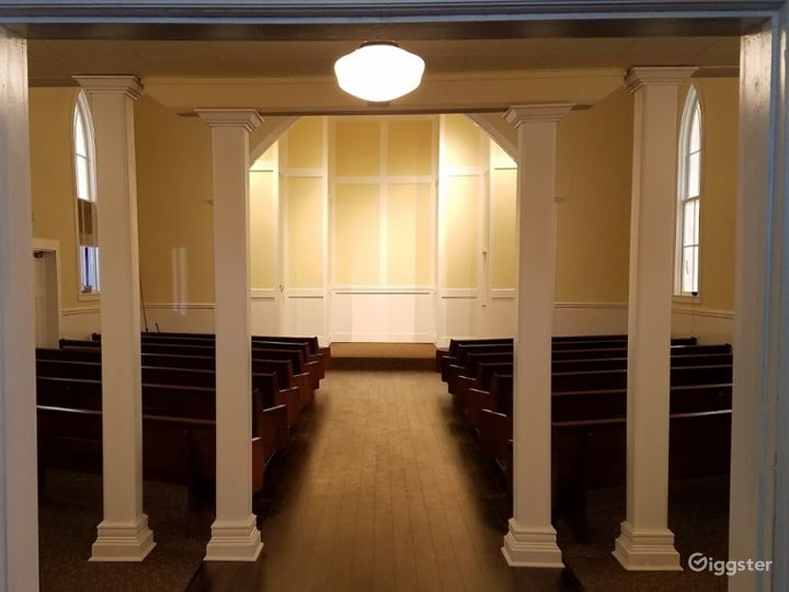 A Lovely Chapel in Madison Photo 3