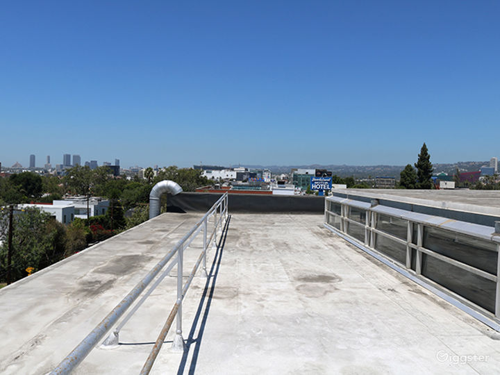 RoofTop Space for Filming West Hollywood / Fairfax Photo 5