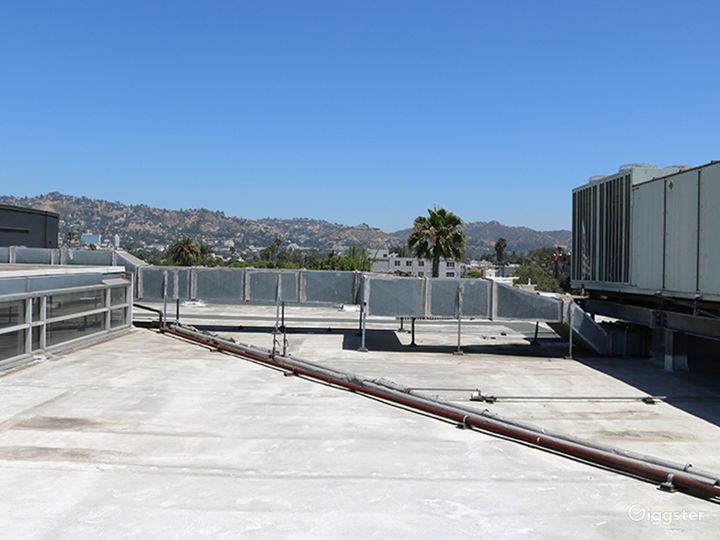 RoofTop Space for Filming West Hollywood / Fairfax Photo 2