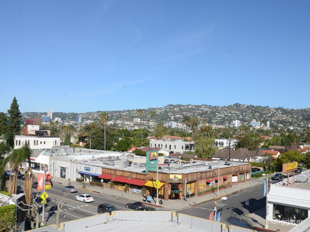 RoofTop Space for Filming West Hollywood / Fairfax Photo 1