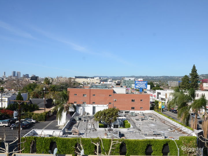 RoofTop Space for Filming West Hollywood / Fairfax Photo 3