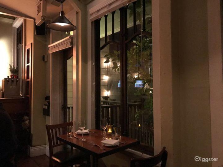 Cozy and Romantic Restaurant in San Francisco Photo 4