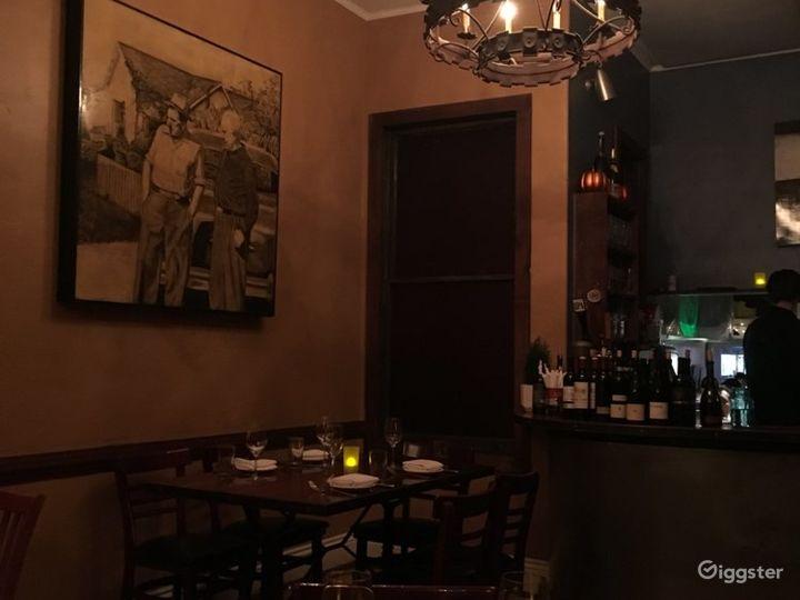 Cozy and Romantic Restaurant in San Francisco Photo 3