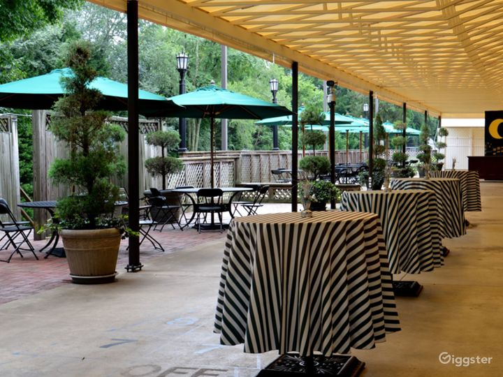 Outdoor Patio Space in Charlotte Photo 2