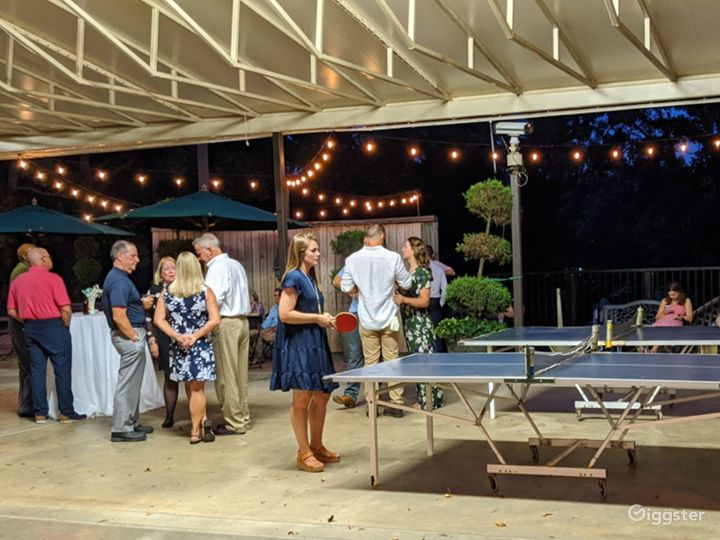 Outdoor Patio Space in Charlotte Photo 5