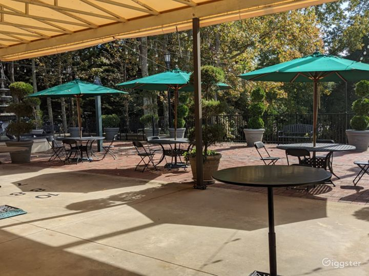 Outdoor Patio Space in Charlotte Photo 4