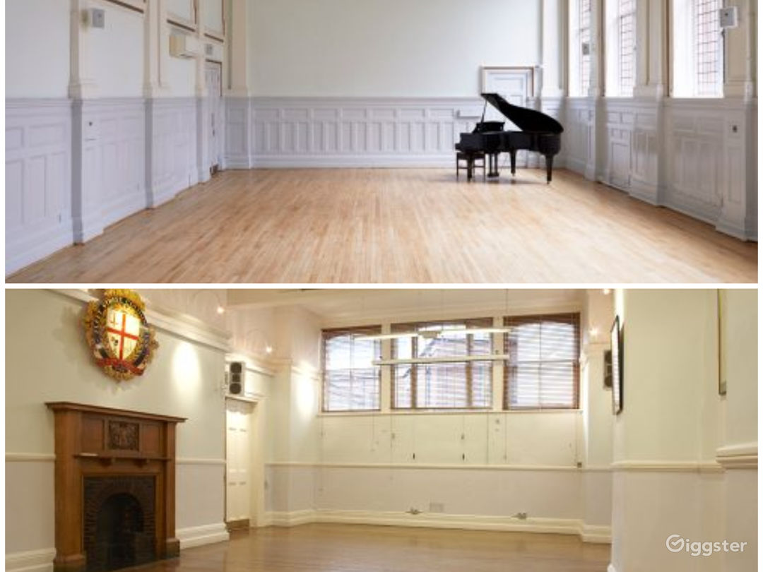 Spacious Event Space in London Photo 1