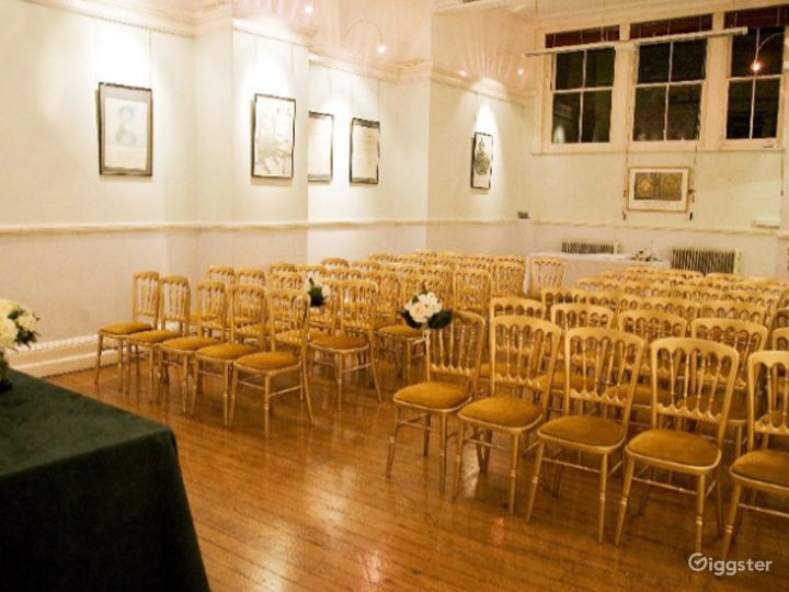 Spacious Event Space in London Photo 3