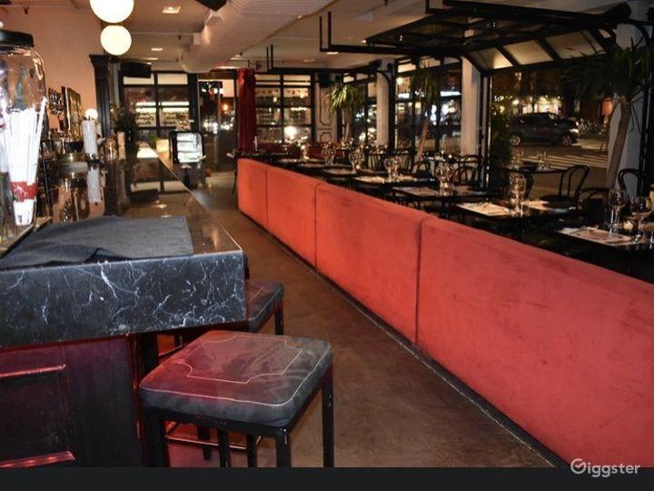 Modern High End Italian Restaurant in NY Photo 5