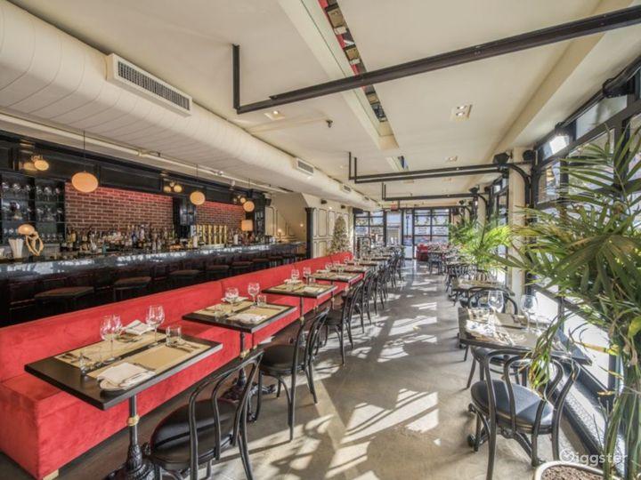 Modern High End Italian Restaurant in NY Photo 2