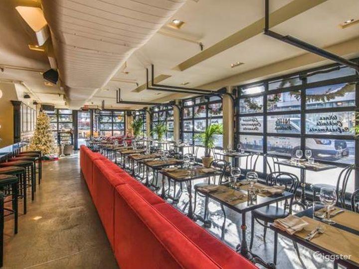 Modern High End Italian Restaurant in NY Photo 3